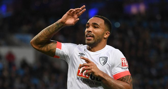 Chelsea's interest in Callum Wilson was confirmed by Gianfranco Zola last month