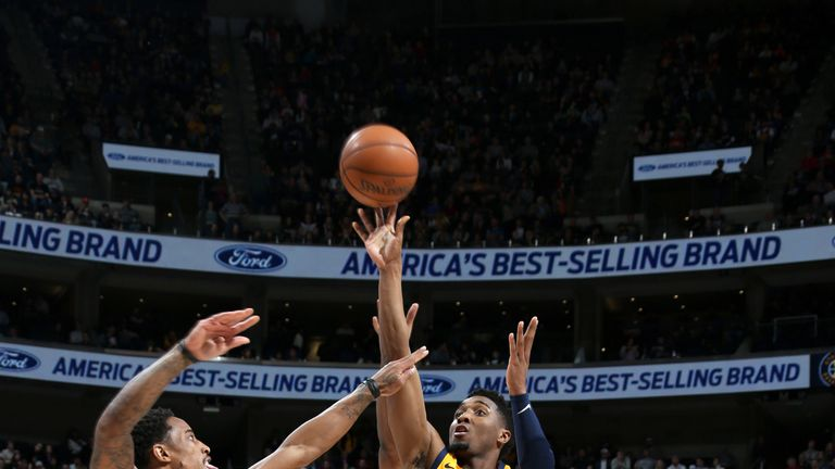 Kawhi Leonard and Donovan Mitchell named NBA Players of the Week | NBA News |