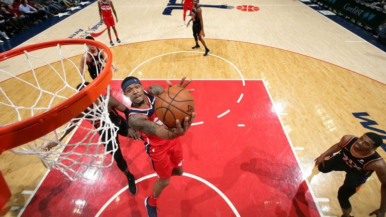 Wizards top Suns in game with highest points total for 10 years | NBA News |
