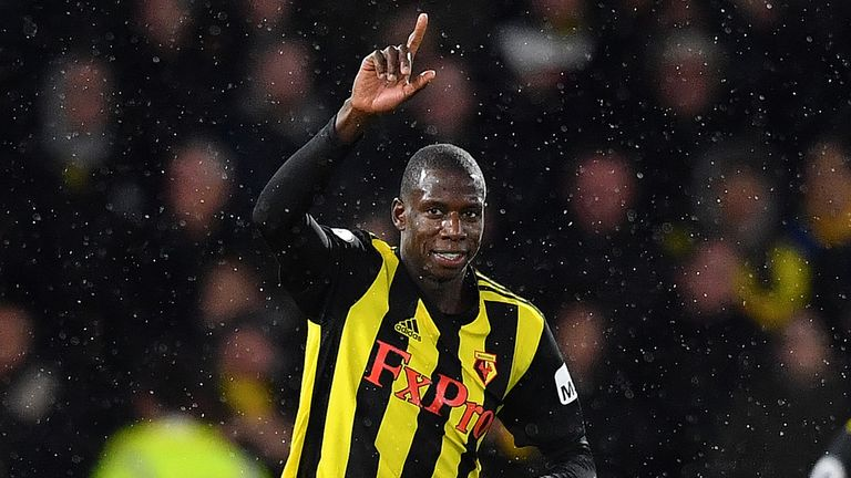 Abdoulaye Doucoure is among a number of players Tottenham have been tracking