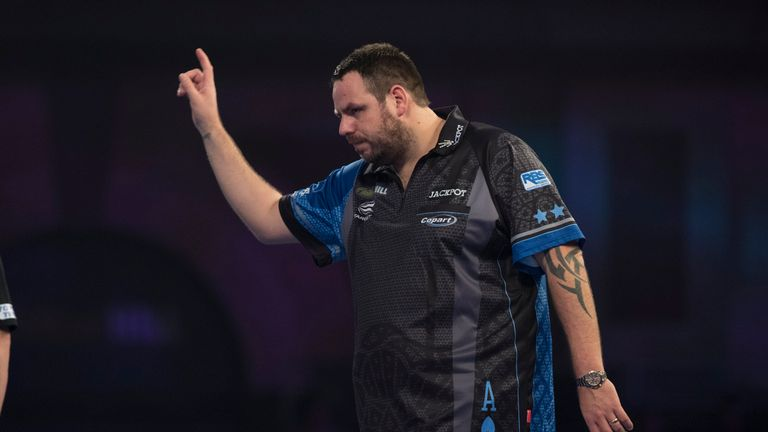 Lewis has not reached a major televised quarter-final since his World Matchplay exploits in July 2017