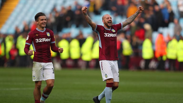 Alan Hutton looks set to become a free agent when his Aston Villa contract comes to an end on June30