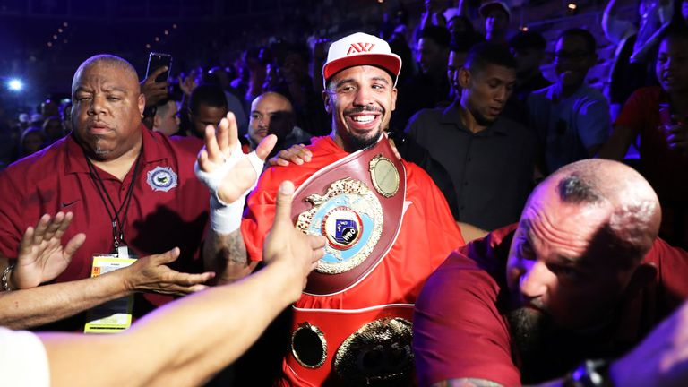 Andre Ward's manager says all things are possible | Boxing News |