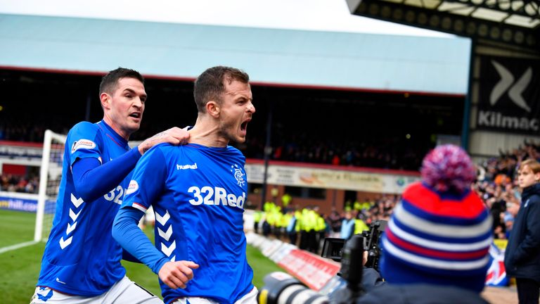 Andy Halliday 'would play with four injuries' if asked, says Steven Gerrard
