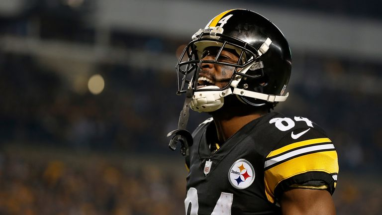 382a41dff0a Pittsburgh Steelers contacted by three teams over trade for Antonio ...