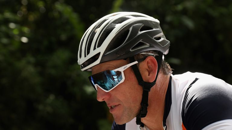 Uber investment saved my family: Armstrong
