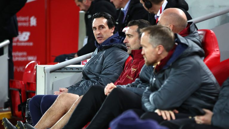 Unai Emery's side are struggling defensively this season