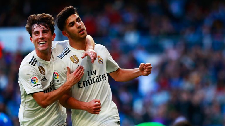 Marco Asensio is on Liverpool's radar for the summer