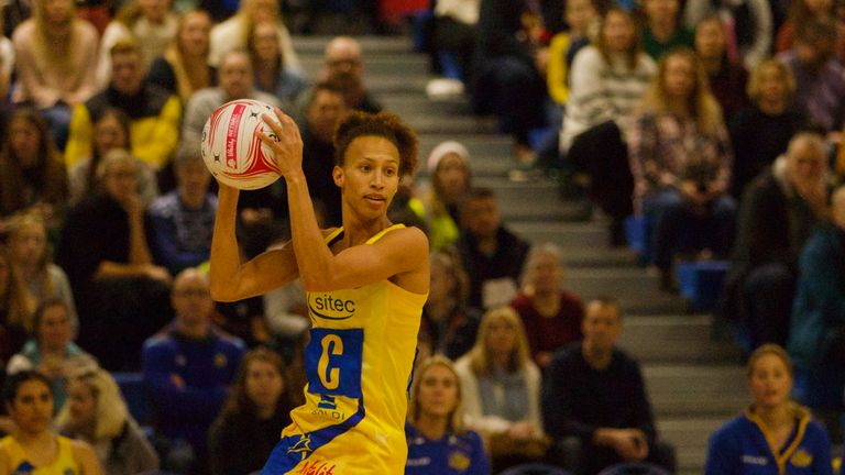 Serena Guthrie helped Bath to victory