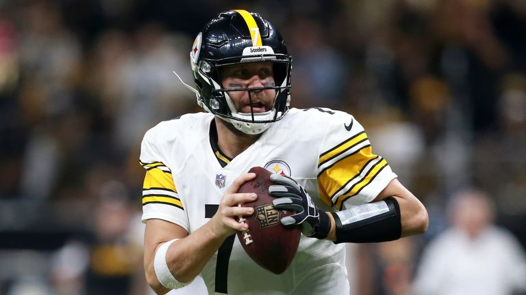 Ben Roethlisberger and the Steelers need to win on Sunday to stand any chance of making the playoffs