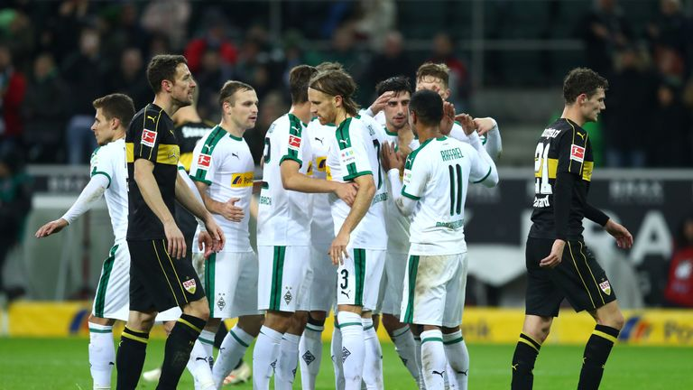 Stuttgart have struggled in the Bundesliga this season