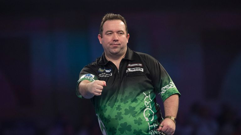 Brendan Dolan is targeting further success after clinching his sixth Pro Tour title