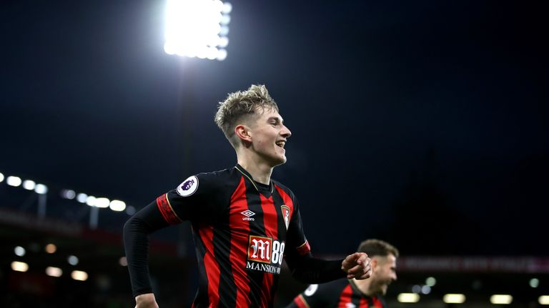 David Brooks has also made the move from the Championship to the Premier League with Bournemouth