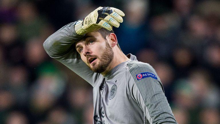 Craig Gordon has suffered an injury setback