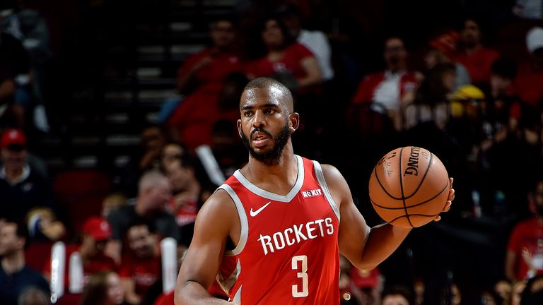 James Harden hits 30 as Houston Rockets beat Chicago Bulls | NBA News |