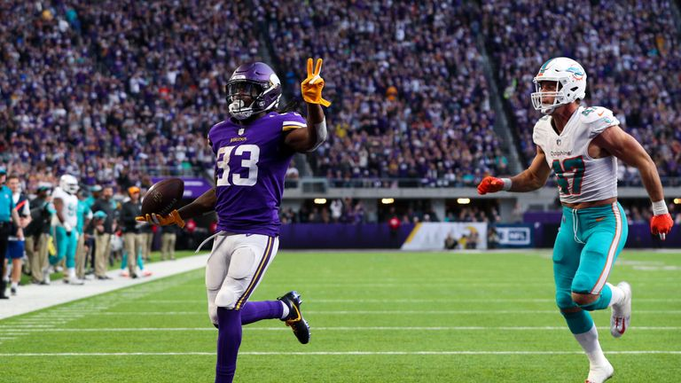 The Vikings are eagerly anticipating Dalvin Cook's return