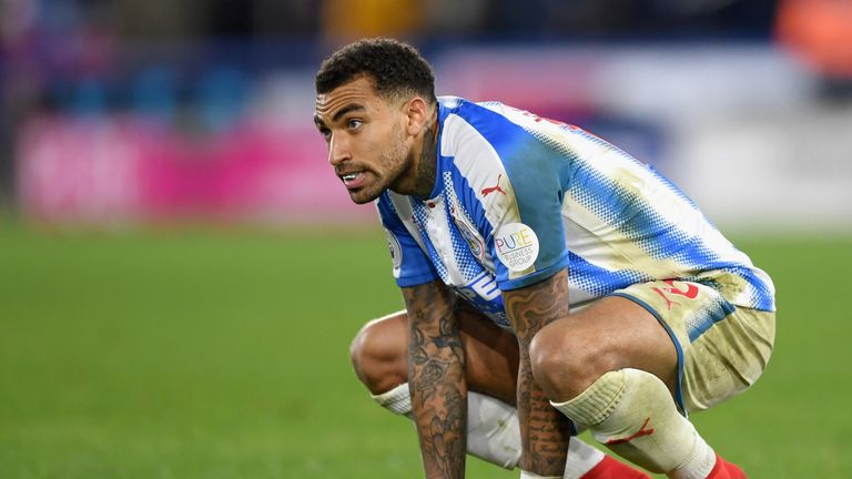 Danny Williams will be out for 10 weeks with a knee injury