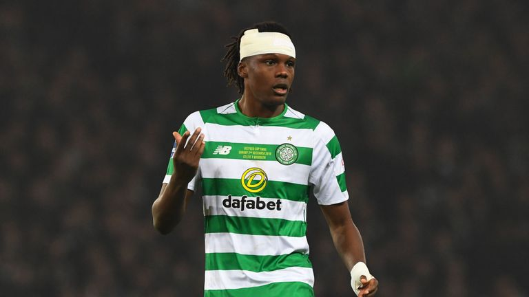 Dedryck Boyata will miss out