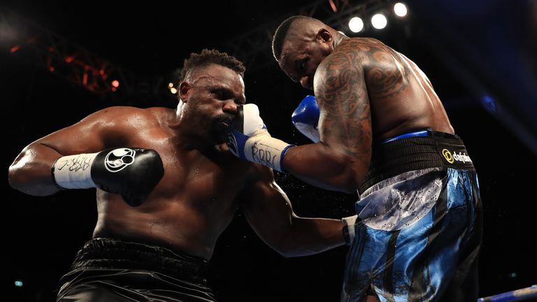 04c8bbd1 I think Derek is going to whup Dillian. I want him to. Anthony Joshua.