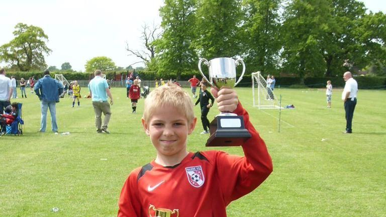 Smith Rowe also spent time with Bromley-based Glebe FC as a youngster