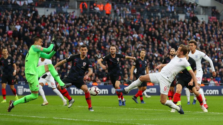 England return to competitive action at Wembley in March