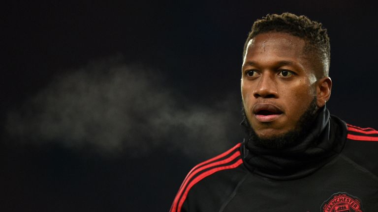 Jose Mourinho promises Fred more Manchester United playing time - when defence is better | Football News |