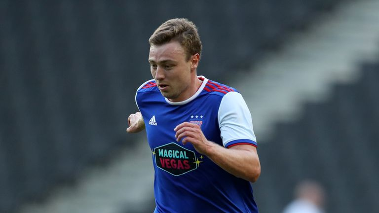 Freddie Sears has been ruled out for up to a year for Ipswich