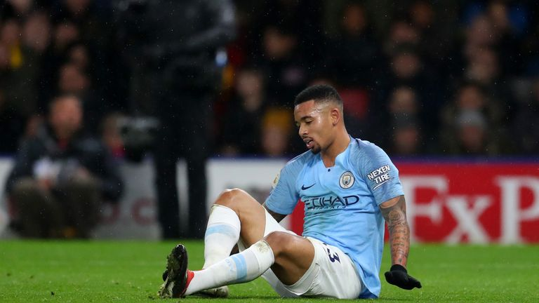 Pep Guardiola backs misfiring Manchester City striker Gabriel Jesus | Football News |