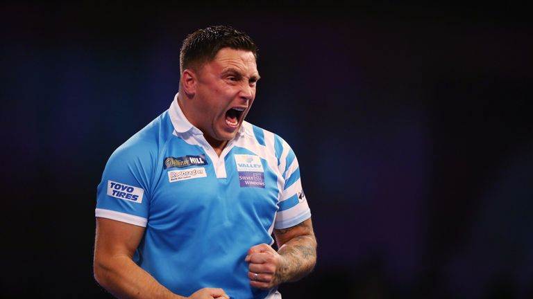 Gerwyn Price makes his second straight Premier League appearance after his Grand Slam success in November