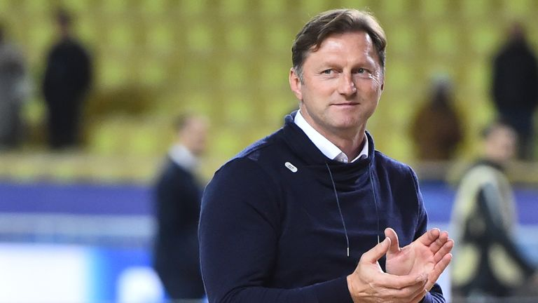 Ralph Hasenhuttl is set to replace Mark Hughes at Southampton