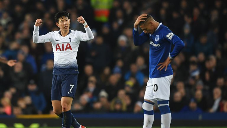 Son is firing on all cylinders for Mauricio Pochettino's Spurs