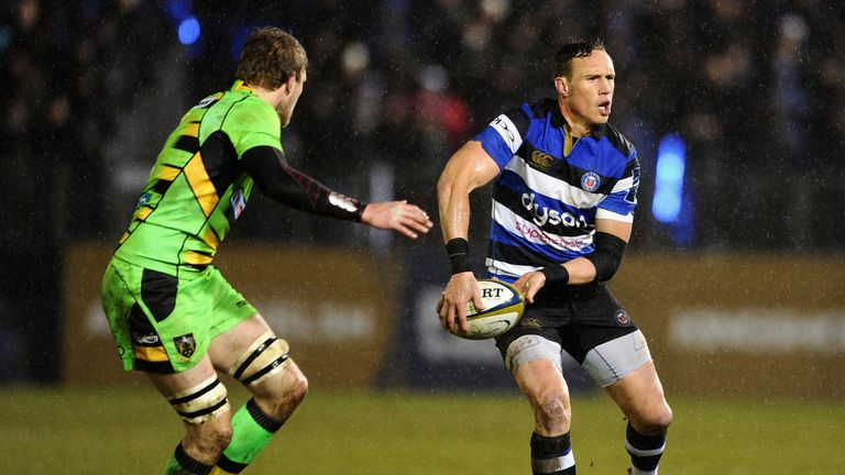 James Wilson's wild long pass swung the game in Leinster's favour at the Rec