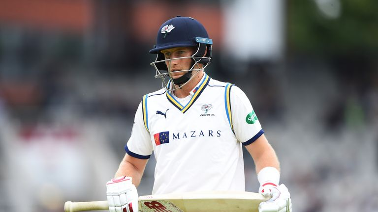 Joe Root says he remains 'passionate' about helping Yorkshire achieve success