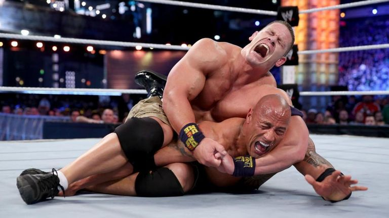 Cena - who clashed with The Rock at WrestleMania 29 - also admitted he would one day love to become a bad guy, but that it was highly unlikely