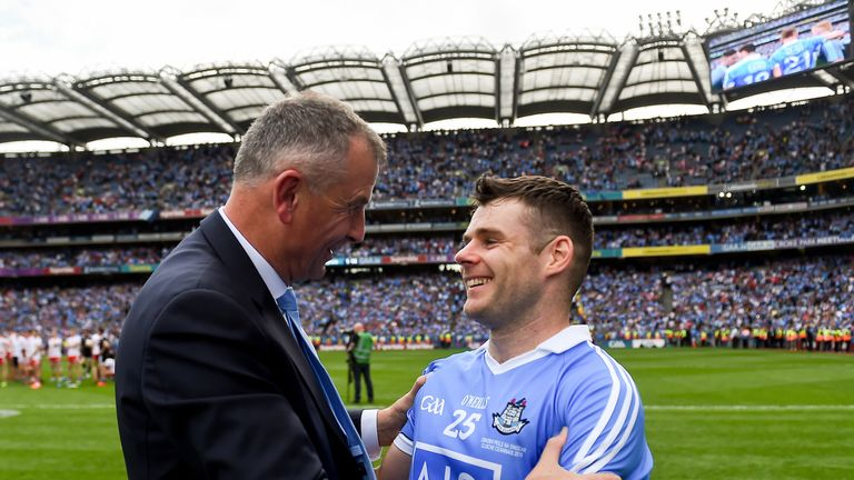 Costello hit out at detractors of the senior footballers