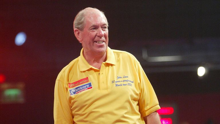 John Lowe has been awarded an MBE in the New Year Honours