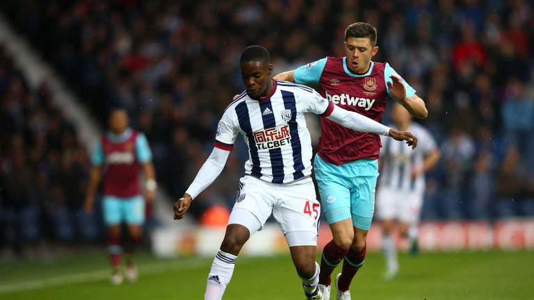 Jonathan Leko remains a promising talent at West Brom