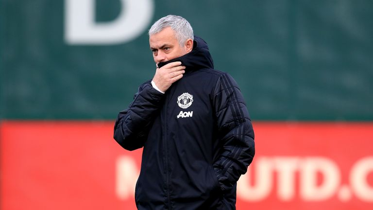 Jose Mourinho says he expects a professional display in Valencia - even if it has no impact on Manchester United's finishing position