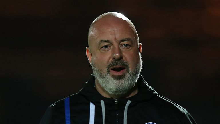Keith Hill left Rochdale after just over six years in charge