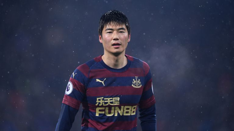 Newcastle's Ki Sung-yueng will be at the Asian Cup