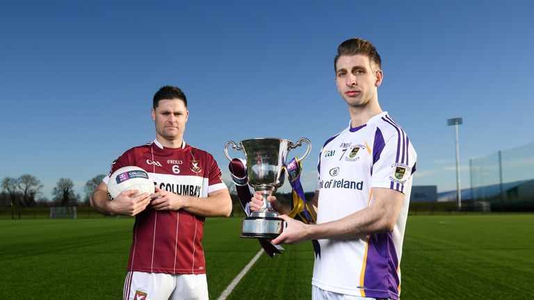 Kilmacud Crokes are gearing up for Sunday's Leinster title