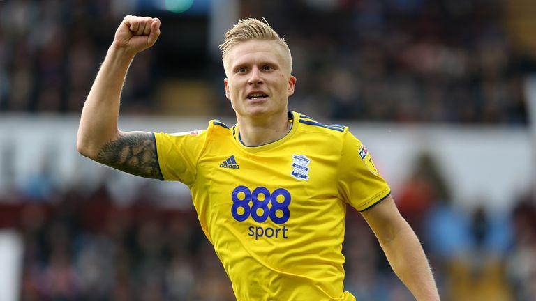 Kristian Pedersen missed Birmingham's win over Stoke through injury