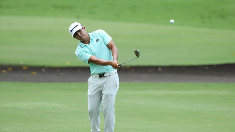 Kitayama closed out a two-shot win with a solid par at the last