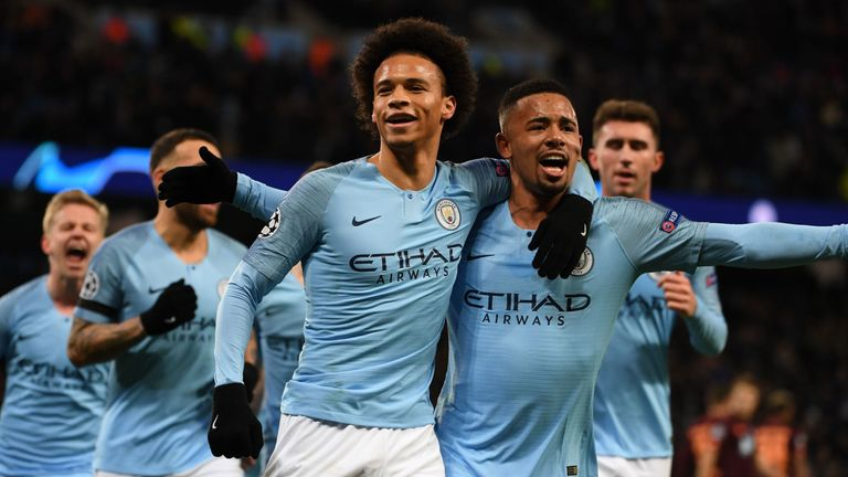 Leroy Sane Scores Twice As Manchester City Wins Group