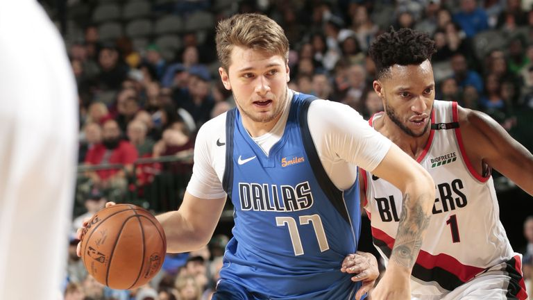 Luka Doncic will be Dallas Mavericks' centrepiece for years to come | NBA News |