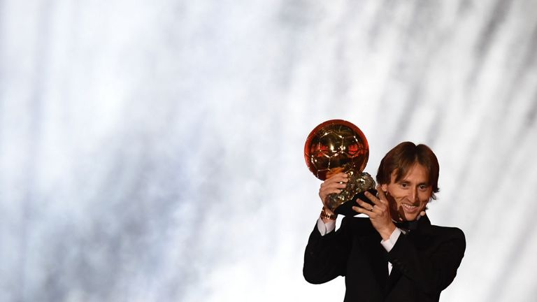 Real signed Luka Modric from Spurs in 2012 and he is now a Ballon d'Or winner