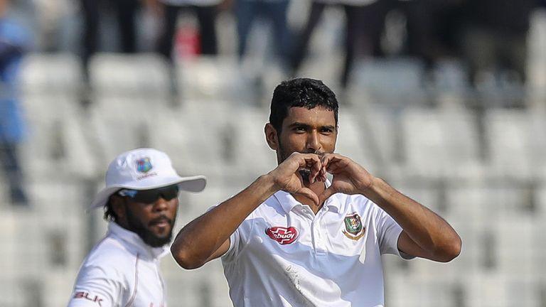 Mahmudullah is stand-in Bangladesh captain