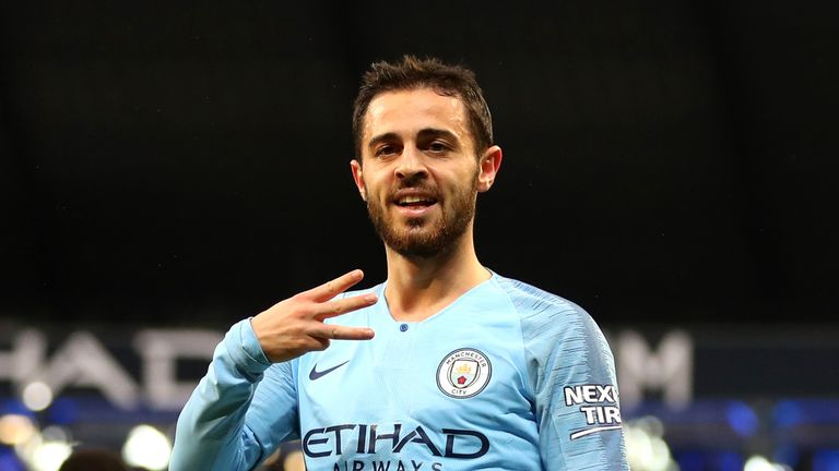 Bernardo Silva says Man City know what they have to do to retain the title