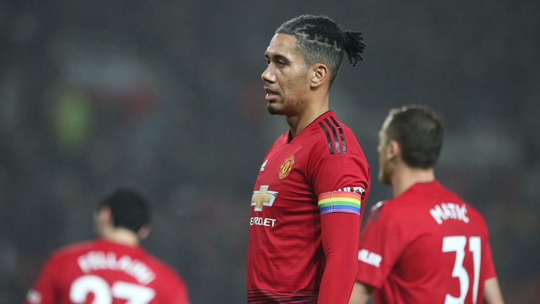 What does the future hold for Chris Smalling?