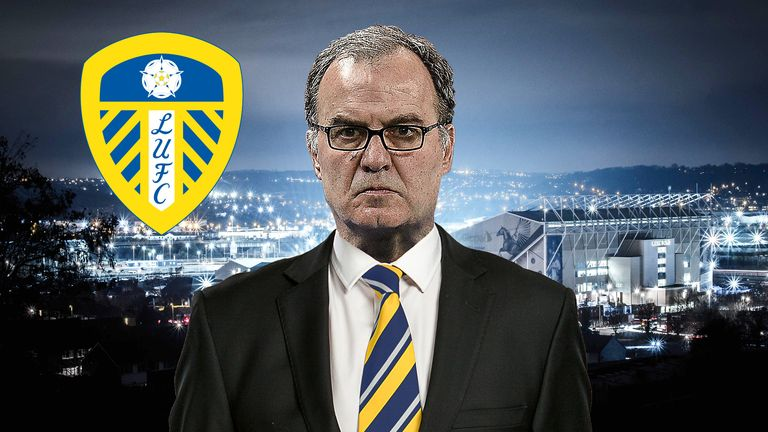 Marcelo Bielsa has led Leeds United to the top of the Championship